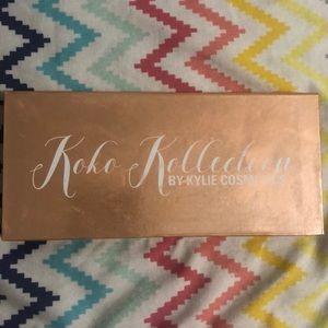Kylie Cosmetics Makeup - Kylie face pallet-Koko collection